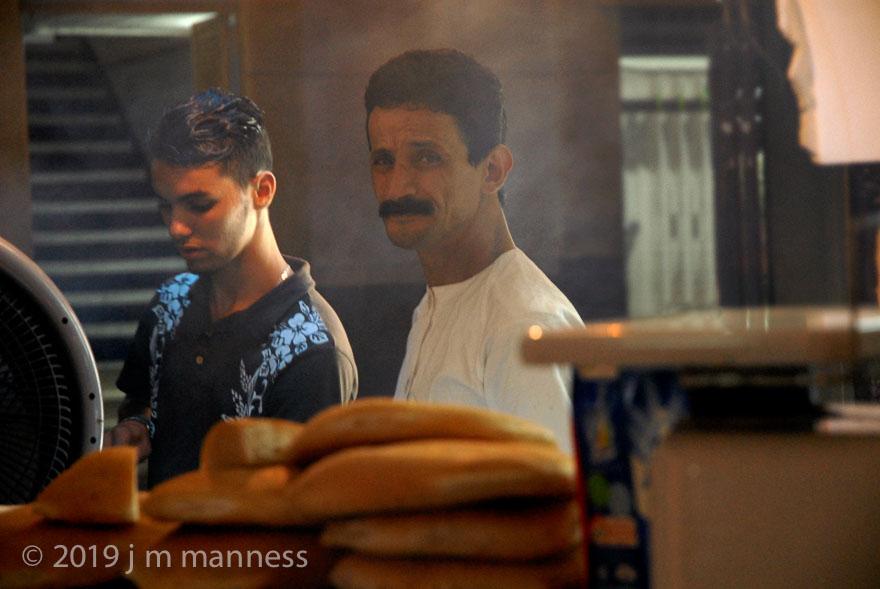Barbecue in Tangier Restaurante - 2006