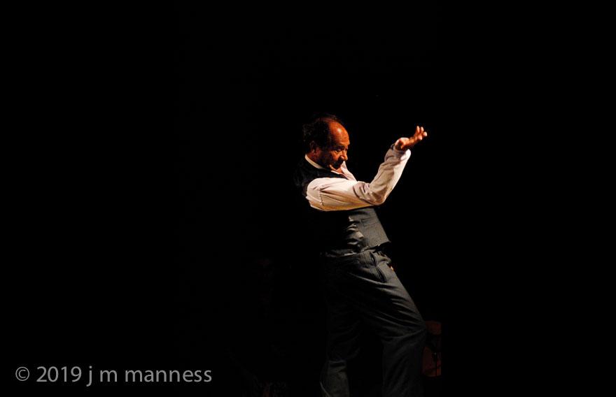Flamenco  Dancer - Velá de las Nieves - Arcos de la Frontera, 2