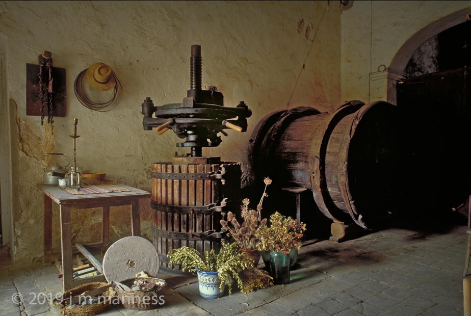 Wine Cellar - Spain