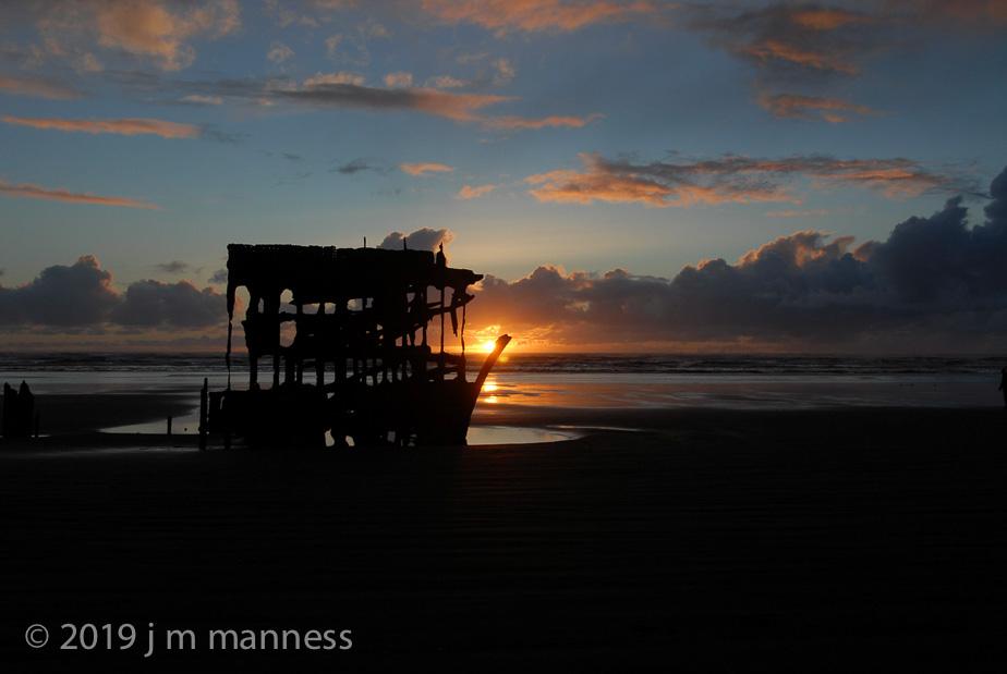Sunset, Newport, Oregon