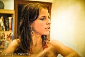 Flamenco Dancer 029b - Jerez, Spain