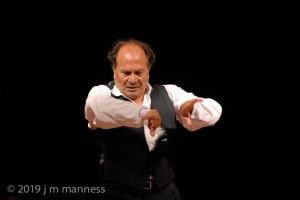Flamenco Dancer 0272 - Arcos de la Frontera